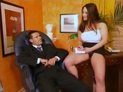 British Busty Milf Cathy Barry Gets Fucke …