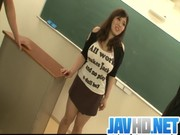 Plump And Busty Student Fucked By Two Hun …