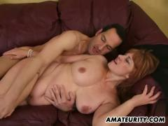 Amateur Couple Recording Great Anal Homemade Sex Video