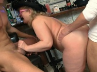 3 Friends Have Funtime Making Love These Huge Sluts