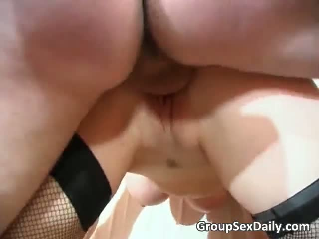 Ebony And Ivory Interracial Double Anal Blowjob Anal Group Sex Cum Swallowing Ags Anal