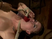 Chanel Preston Likes Being Tormented By Cute Mistress Isis Love
