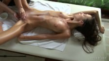 Massage For A Young Girl
